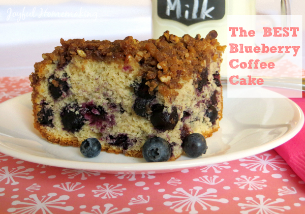 blueberry coffee cake7