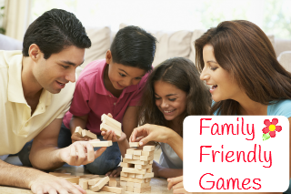 family friendly games