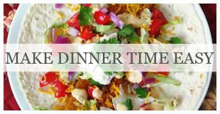 make dinner time easier