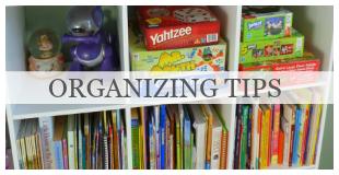 sidebar organizing