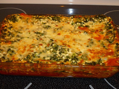 Delicious Meatless Spinach Lasagna Joyful Homemaking