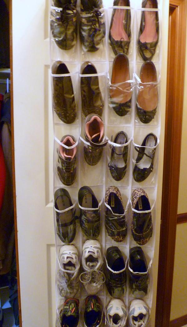 Shoe bag shoe storage