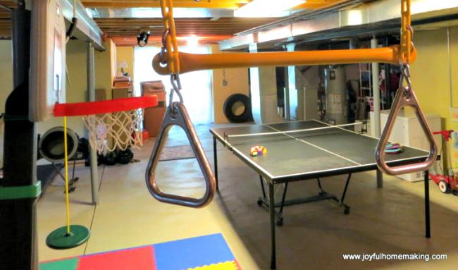 indoor play areas, Indoor Play Area, Joyful Homemaking