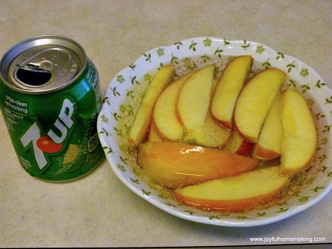 keep apples fresh, Fresh Apples,