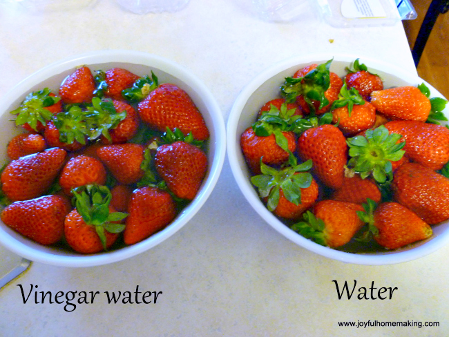 Keep Strawberries Fresh Longer