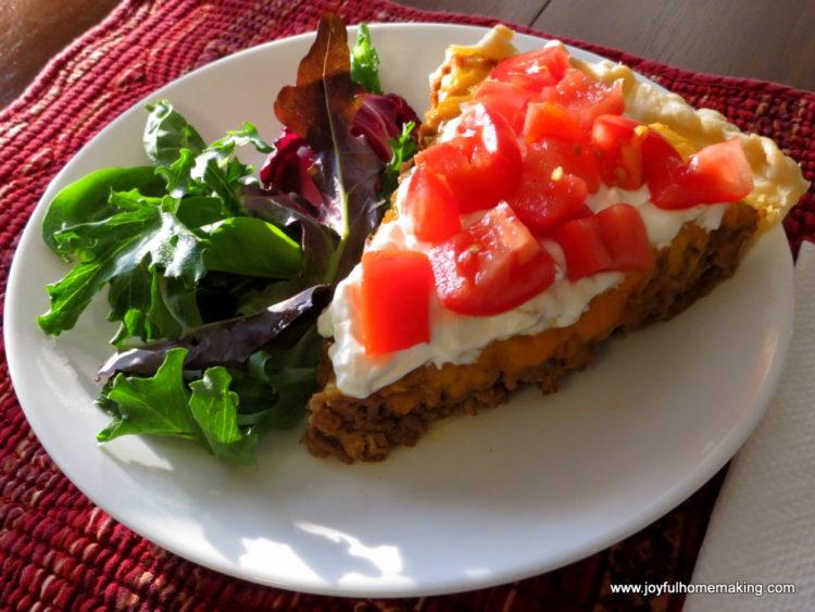 , Meal Plan for the Week of September 15th, Joyful Homemaking