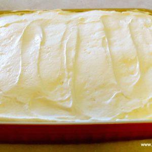 Banana Pudding Poke Cake, Banana Pudding Poke Cake, Joyful Homemaking