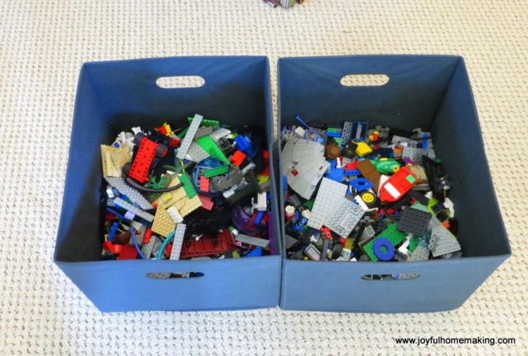 Lego Table Joyful Homemaking