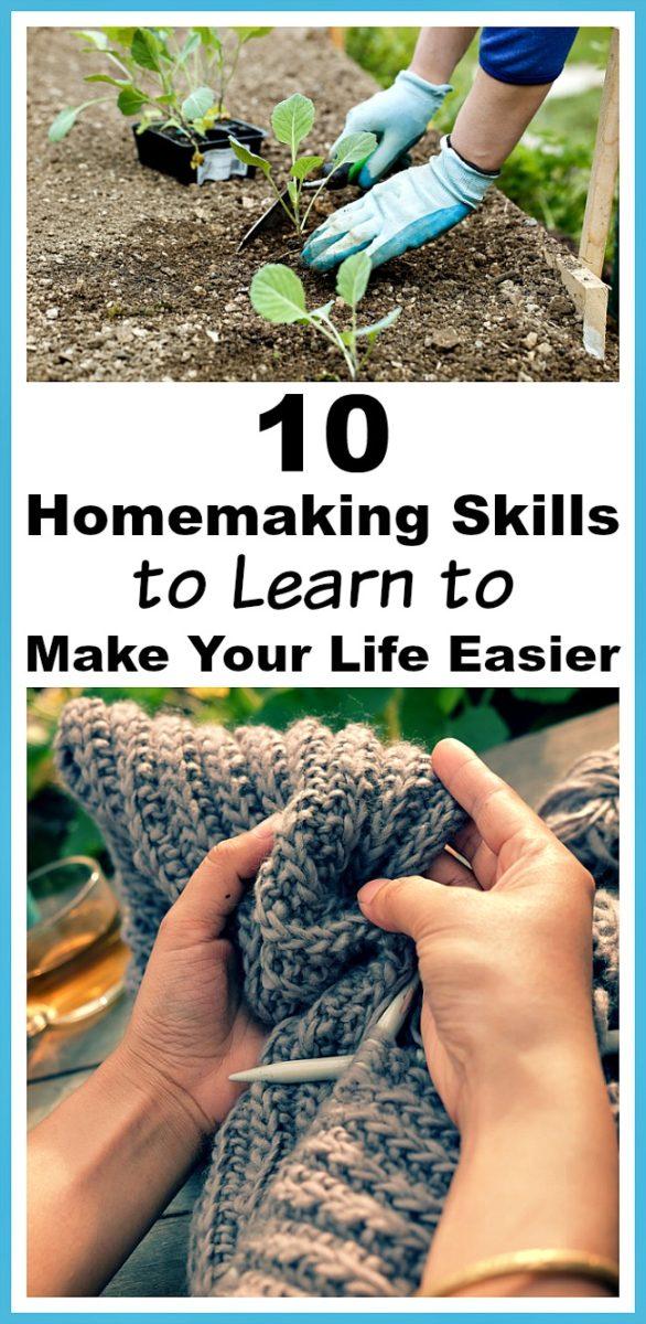 Homemaking Skills