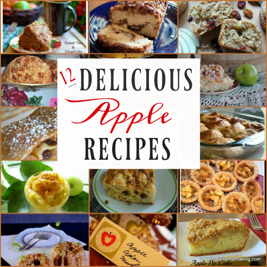12-apple-recipes