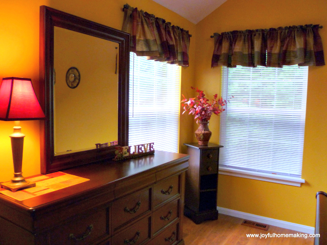 master bedroom decor, Accessorizing the Master Bedroom, Joyful Homemaking