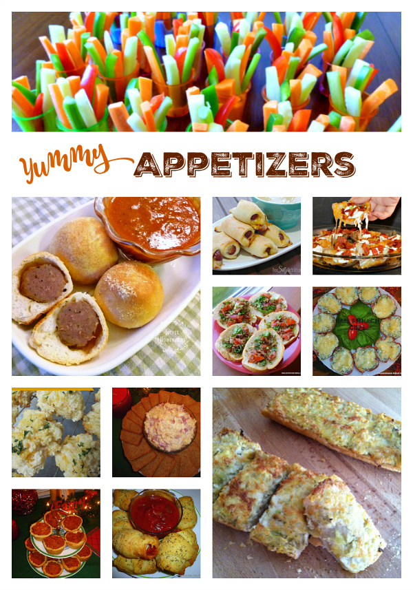Easy and Delicious Appetizers
