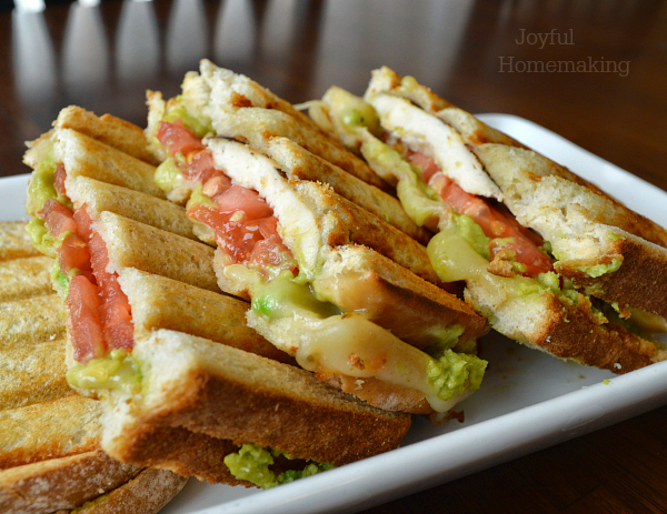 Avocado & Tomato Monterey Jack Grilled Cheese3