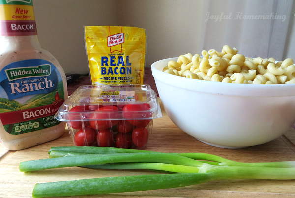 BLT pasta salad3