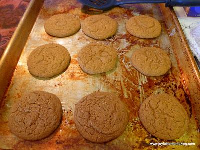 Best Gingersnap Cookies, Best Gingersnap Cookies, Joyful Homemaking