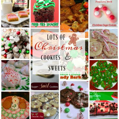 Christmas Cookies and Sweets