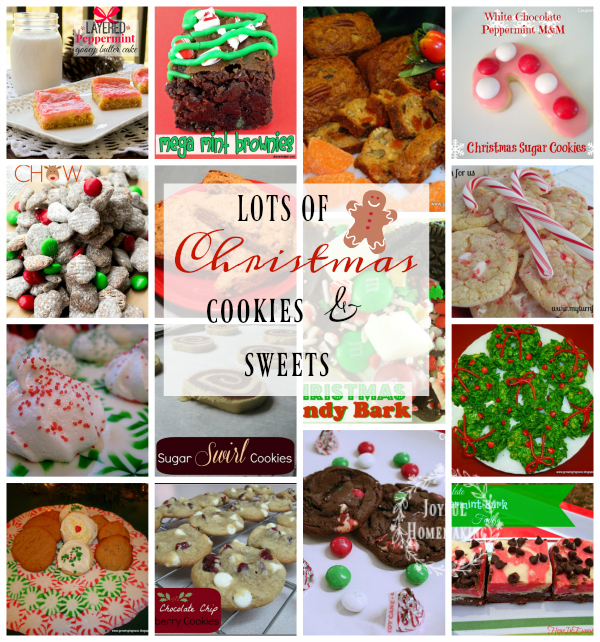 40 Delicious Christmas Baking and Candy Recipes, 40 Delicious Christmas Baking and Candy Recipes, Joyful Homemaking