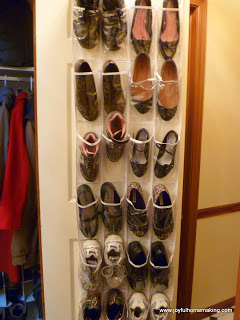 , Coat Closet Organization, Joyful Homemaking