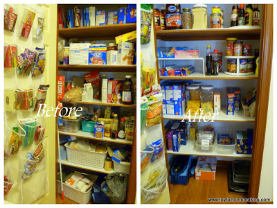 , Cleaning Up the Pantry, Joyful Homemaking