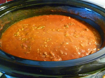 crockpot pumpkin chili, Crockpot Pumpkin Chili,