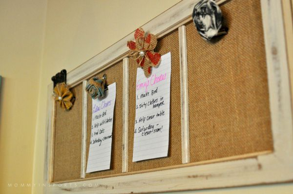 DIY-Home-Wall-Organizer-Bulletin