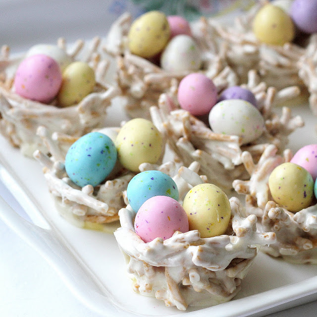 Easter Sweets, Activities and Decor, Joyful Homemaking