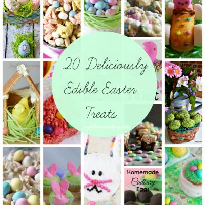 20 Edible Easter Treats for Kids