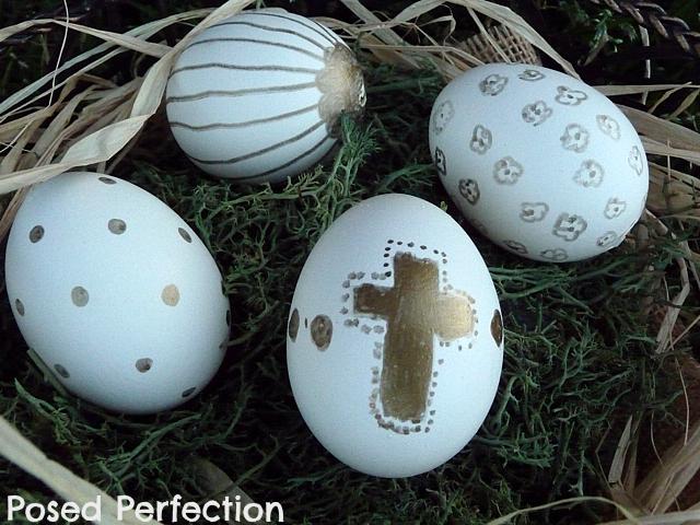 Easter Egg Decorating, Joyful Homemaking