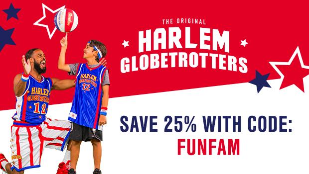 Harlem Globetrotters, Joyful Homemaking