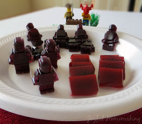 Homemade gummies8