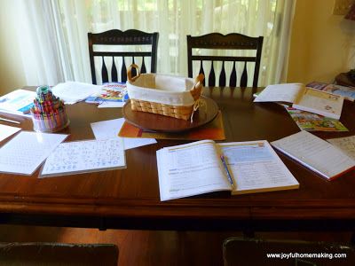 Homeschooling Organization, Joyful Homemaking
