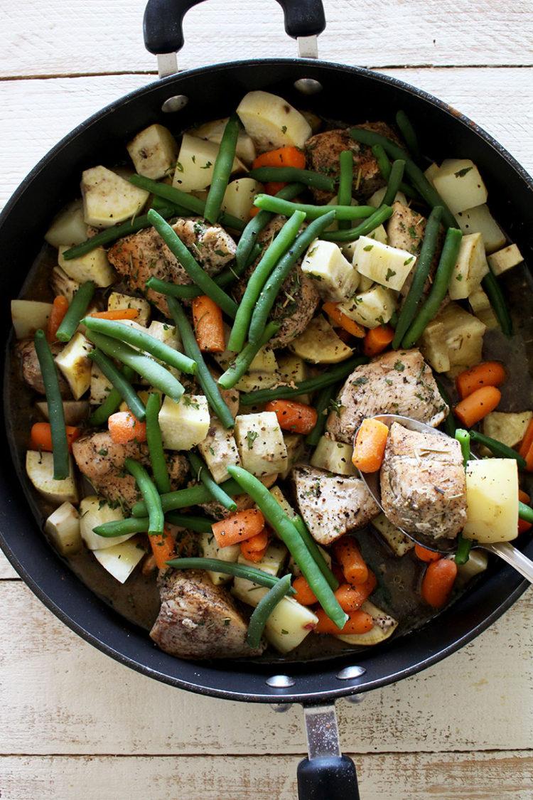 Family Dinner Meal Plan