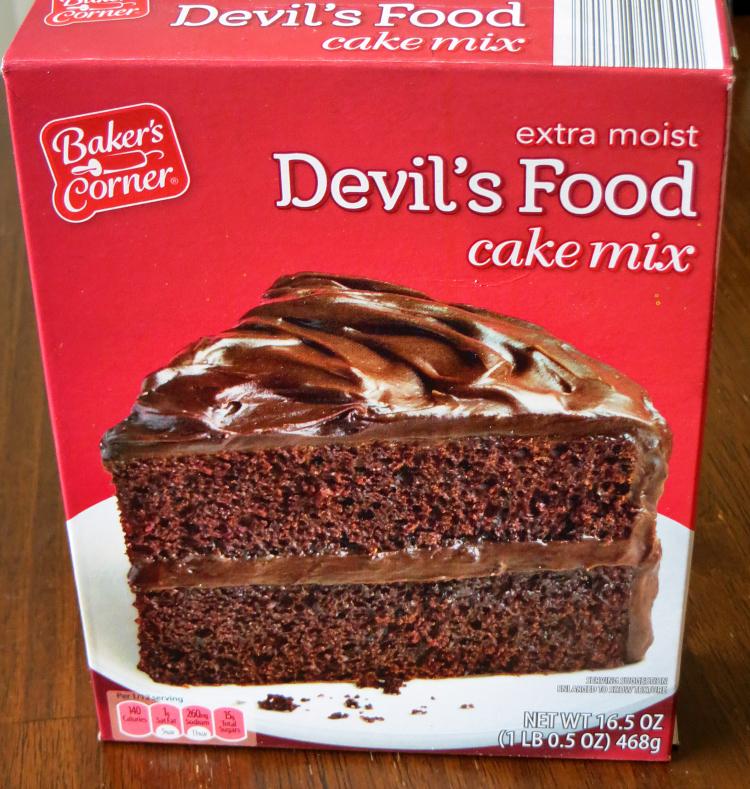 Chocolate and Vanilla Ice-Cream Cake - Joyful Homemaking