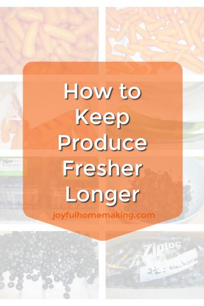 Keep Strawberries Fresh Longer, Strawberries, Joyful Homemaking