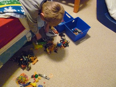 , Keeping Little Boys Organized, Joyful Homemaking