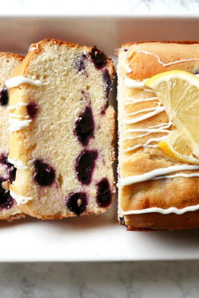 Lemon-Blueberry-Bread