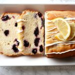 , Luscious Lemon Blueberry Bread,