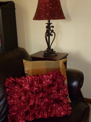Little Girl's Lamp Redo, Joyful Homemaking