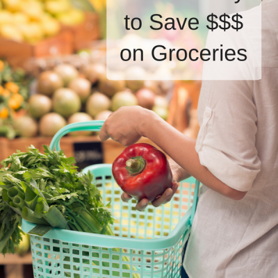 How to Save Lots of Money on Groceries