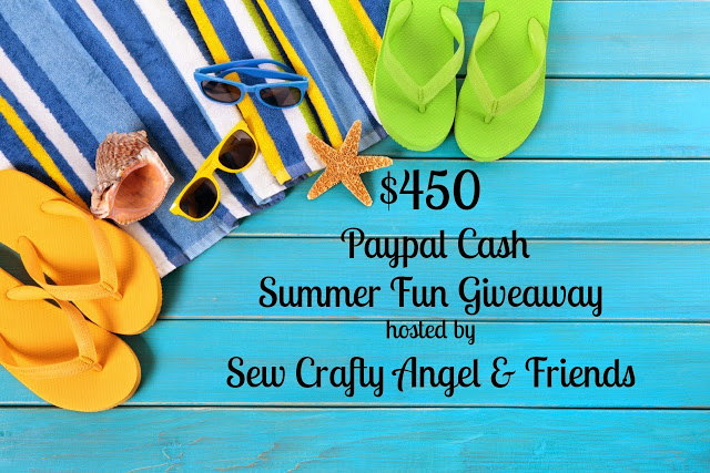 , Fun in the Sun Summer Giveaway,