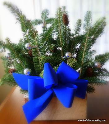 Menu Plan for the Week of December 2nd, Joyful Homemaking