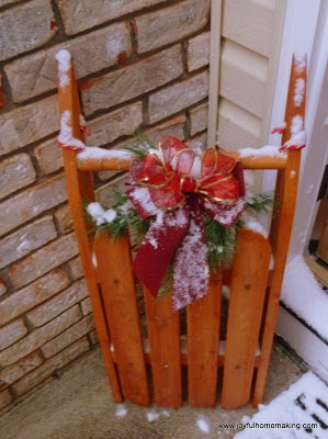 , Menu Plan for the Week of January 20th, Joyful Homemaking