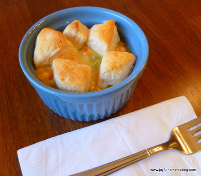 , Menu Plan for the Week of January 27th, Joyful Homemaking