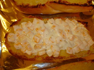 Monterey Jack Cheese and Ranch Bread, Joyful Homemaking
