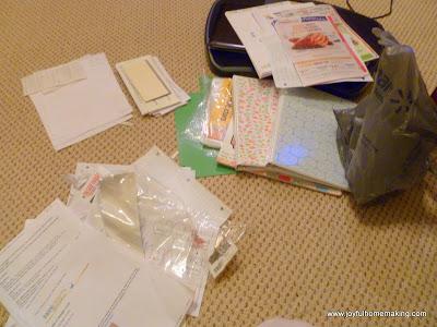 Office Space Organization, Joyful Homemaking