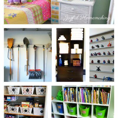 Organizing Tips For Home That Really Work