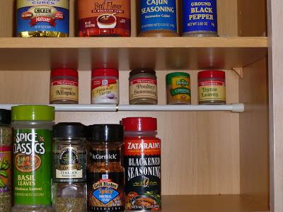 Organizing those Little Things, Joyful Homemaking
