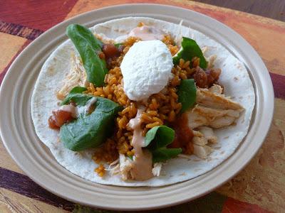 burrito, How to Make a Scrumptious Burrito, Joyful Homemaking
