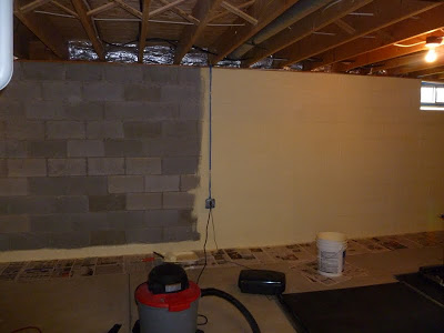 Painting and Organizing the Basement (In Progress), Joyful Homemaking