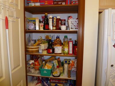 Organizing the Pantry, Joyful Homemaking
